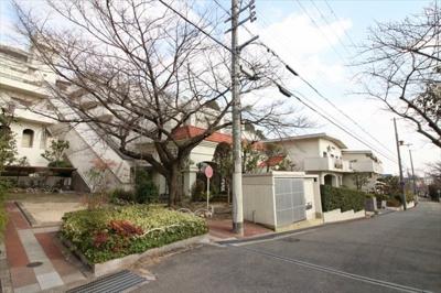 【外観】シャンボール芦屋川 A棟