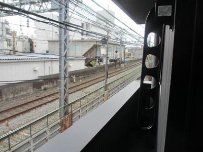 【展望】高井戸ベース