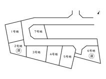 姫路市書写の売地の画像