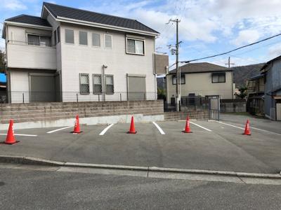 【外観】萩原2丁目駐車場