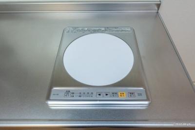 【キッチン】クレセントハウス・七瀬