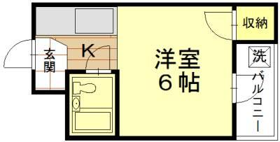 コーポ田中