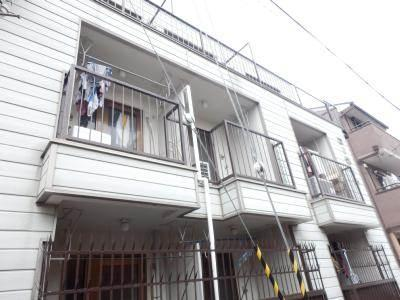 【外観】コーポ田中