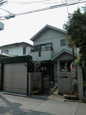 北白川小倉町【パナホーム施工の家】