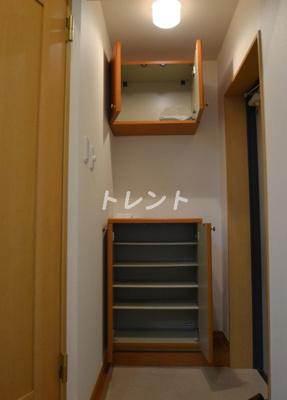 【玄関】メゾンジャルダン