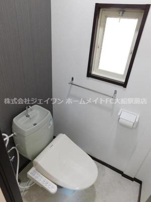 【トイレ】エミネンス湘南Ⅲ
