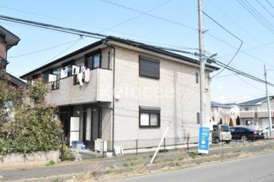 【外観】成田市並木町アパート