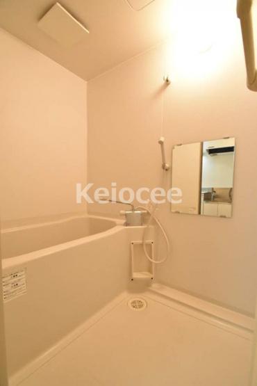 【浴室】成田市並木町アパート