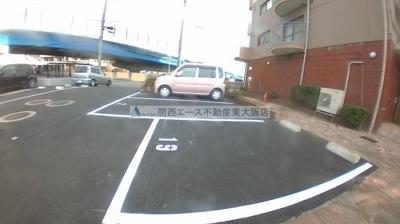 【駐車場】野崎スカイハイツ