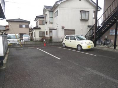 【駐車場】第2伊藤コーポ