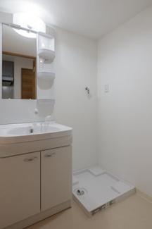 【独立洗面台】ベルデュール公津の杜