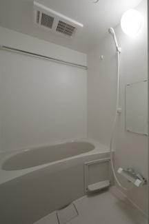 【浴室】ベルデュール公津の杜