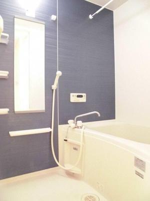 【浴室】カーサボニータⅢ