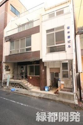 【外観】青木屋ビル