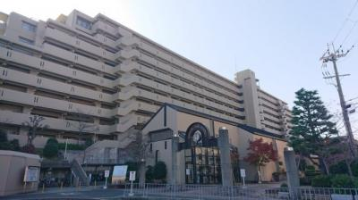 【外観】サンロイヤル箕面コスモ 二号館