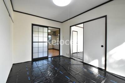 【和室】石岡市下林アパート