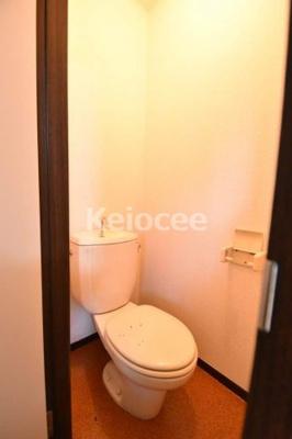 【トイレ】石岡市下林アパート