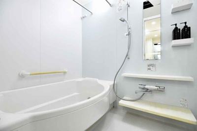 【浴室】リバーガーデンECOシティアリスの森