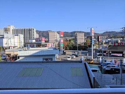 【展望】アルス京都六地蔵リスタシア
