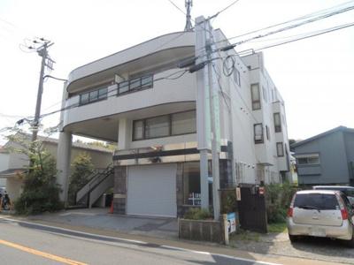 【外観】中村屋ビル