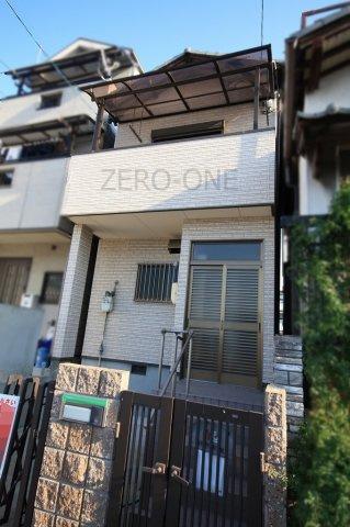 【外観】堺市西区鳳西町 中古一戸建て