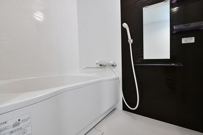 【浴室】ローレルハイツ新佃公園