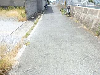 【前面道路含む現地写真】マザーハーツ巽中1丁目 5区画
