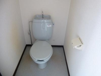 【トイレ】アーバンハイツ白島C棟