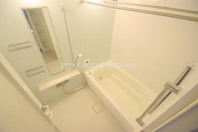 【浴室】クレヴィア大阪福島