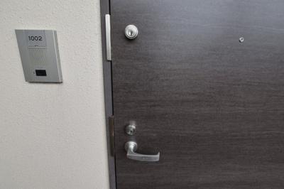 【玄関】エステムコートナンバサウスプレイスファイブエレージュ