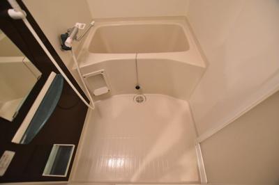 【浴室】エステムコートナンバサウスプレイスファイブエレージュ