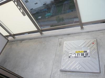 【バルコニー】GROOVE平野(旧インペリアル)