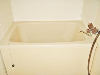 【浴室】メゾンかわむら