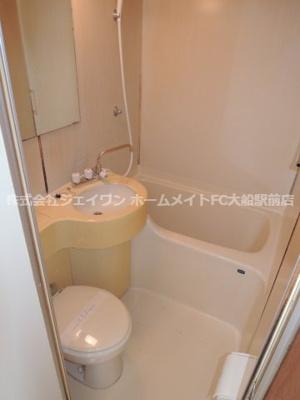 【浴室】サンハイツ(大船)