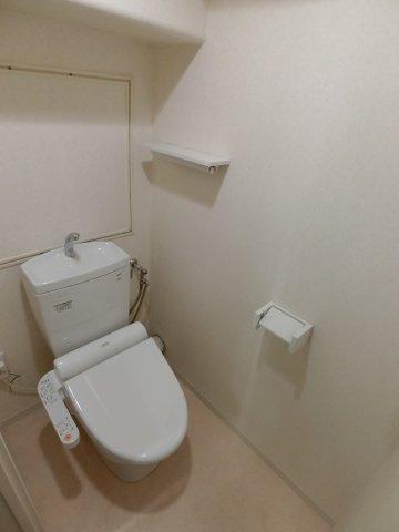 シャワー付トイレ♪