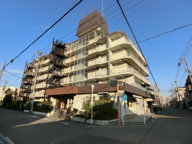 JR東西線「御幣島」駅徒歩6分の好立地マンション♪
