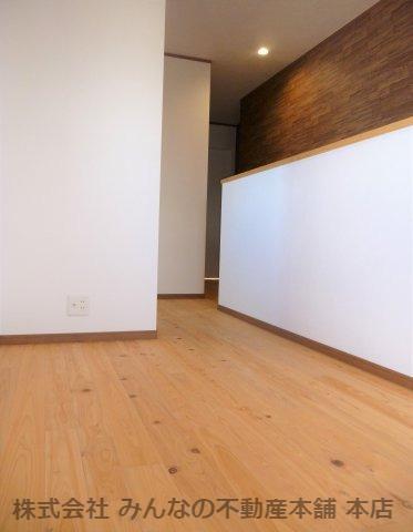 【内装】鳥栖小学校校区 無垢材使用した新築戸建