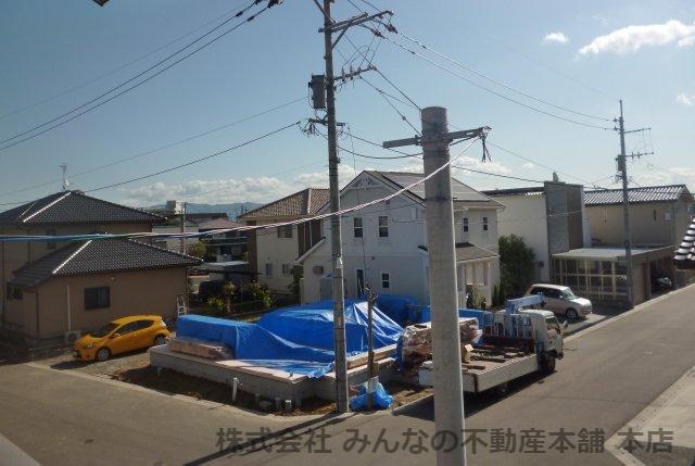 【展望】鳥栖小学校校区 無垢材使用した新築戸建