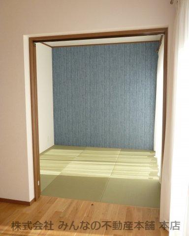 【和室】鳥栖小学校校区 無垢材使用した新築戸建