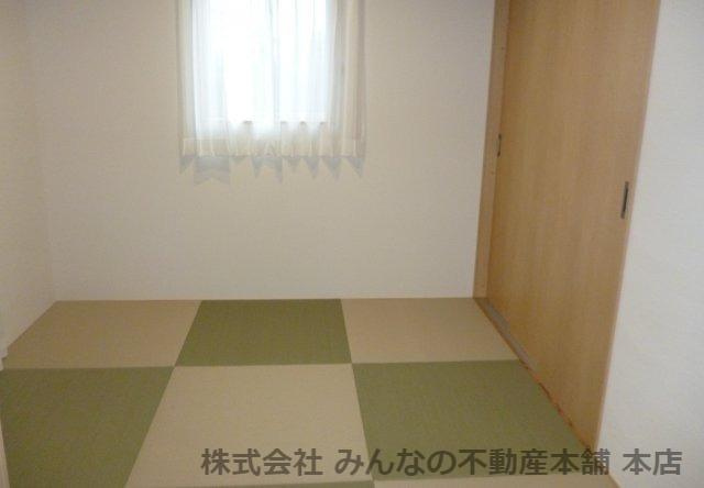 【和室】基里小学校徒歩2分 本物の木の家