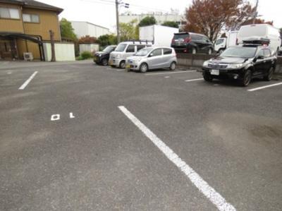【駐車場】ローズパル