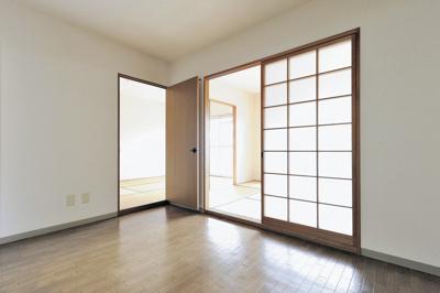 【和室】ホワイトレジデンス2