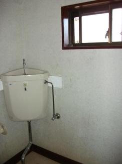 和式トイレです