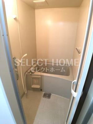 【浴室】メゾン・ダリアA
