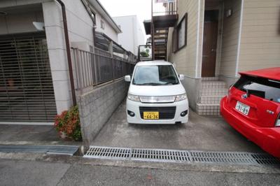 【駐車場】太田ハイツ