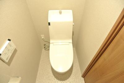 【トイレ】コンフォリア北浜
