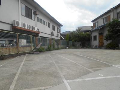 【外観】室町駐車場