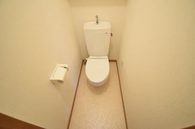 【トイレ】エコハイツ