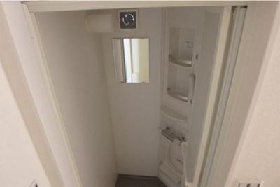ソフィアドールのきれいなシャワールームです☆
