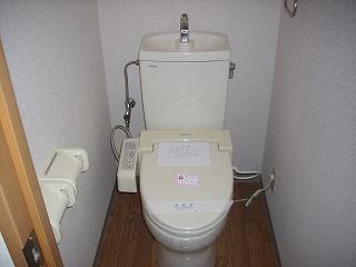 【トイレ】BEAM